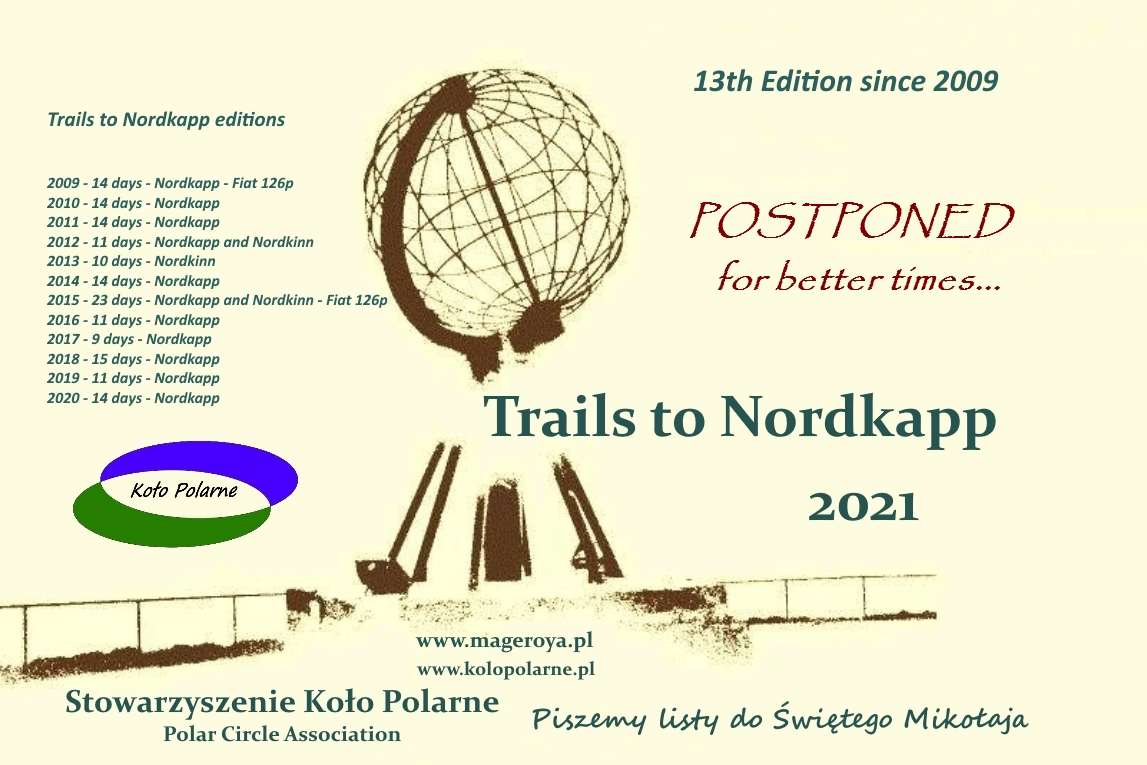 2021 Trails to Nordkapp